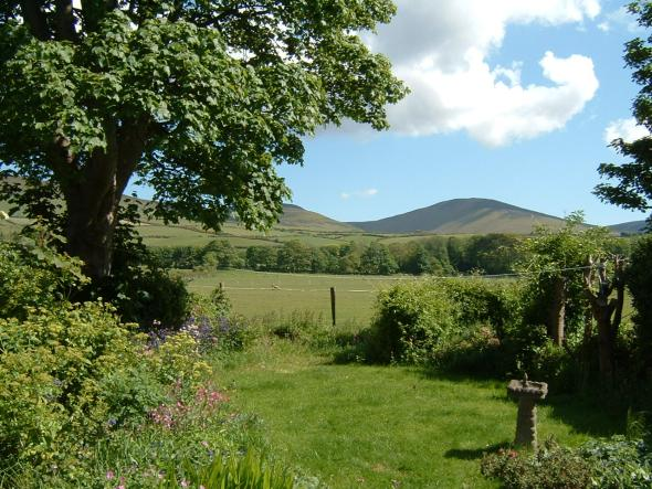 Photo of view from back of cottage 2